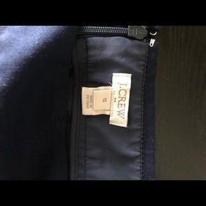 J. Crew Jackets & Coats - Women's J Crew Navy Suit